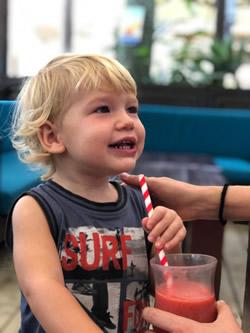 Ollie straw